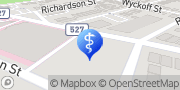 Map Cosmetic Dental Associates New Brunswick, United States