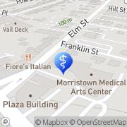 Map Affiliated Dermatologists & Dermatologic Surgeons, PA Morristown, United States