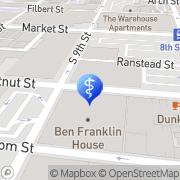 Map Goldberg Jay D MD Philadelphia, United States