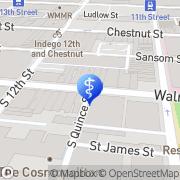 Map Jackson Laird MD Philadelphia, United States