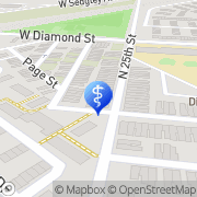 Map DIY Happy Ear Wax Removal and Cleaning Center Philadelphia, United States