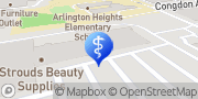 Map Aspen Dental Stroudsburg, United States