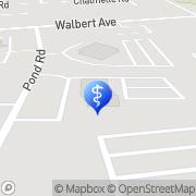 Map Allen Ear Nose & Throat Allentown, United States