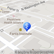Map The Scranton Endoscopy Center Scranton, United States
