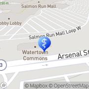 Map Robert Range Watertown, United States