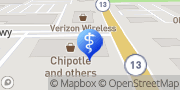 Map WellNow Urgent Care Ithaca, United States