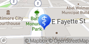 Map Active Physical Therapy Baltimore, United States