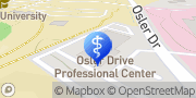 Map HyperHeal Hyperbarics Towson, United States