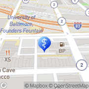 Map Unlimited Bounds Baltimore, United States