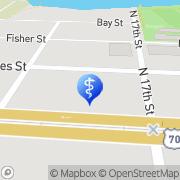 Map GirlTalk & Gynecology Morehead City, United States