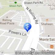 Map Joel Matuskey Physical Therapy Catonsville, United States