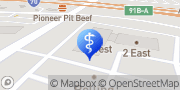 Map Lee Miller Rehab Associates - Catonsville Catonsville, United States
