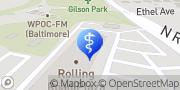 Map Johnson Chiropractic & Rehabilitation Baltimore, United States