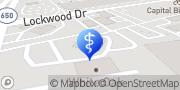 Map White Oak Pediatrics Silver Spring, United States