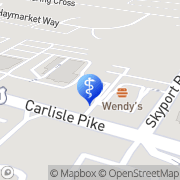 Map Pastucka Martin J DDS Mechanicsburg, United States