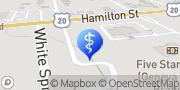 Map WellNow Urgent Care Geneva, United States