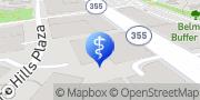 Map Washington Eye Physicians & Surgeons Chevy Chase, United States