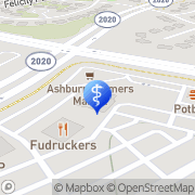 Map Mountcastle Plastic Surgery & Vein Institute Ashburn, United States