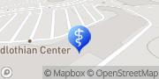 Map Henrico Doctors' Neurology Associates Richmond, United States