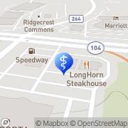 Map Aziz Basha Rochester, United States