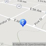Map Daniel Jacquelin S RNC WHNP Kenbridge, United States