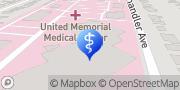 Map Lipson Cancer Institute - United Memorial Medical Center Batavia, United States