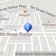 Map MyEyeDr. Charlottesville, United States