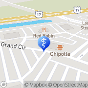 Map Donald Wilson Myrtle Beach, United States
