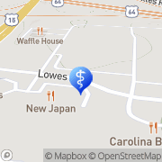 Map Jacqulyn L Nygren Pittsboro, United States