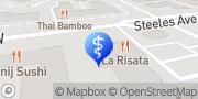 Map The Gold Centre for Parkinson & Natural Healing | Parkinson's Disease Symptoms Toronto Toronto, Canada