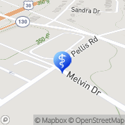 Map Advanced Cosmetic and Dental Arts Greensburg, United States