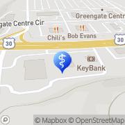 Map Farhad Zonoozi Greensburg, United States