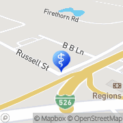 Map Trident General Dentistry Mount Pleasant, United States