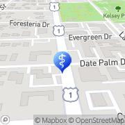 Map Reinhold Ernest G DMD West Palm Beach, United States