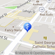 Map Hammerlee Dental Care Erie, United States