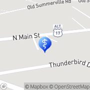 Map Trident General Dentistry Summerville, United States