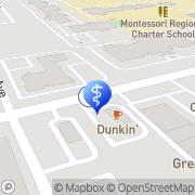 Map Hauk Michael E D.O. Erie, United States