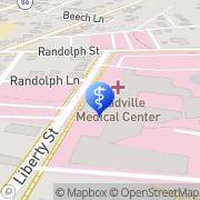 Map Gautam C Thakur MD Meadville, United States