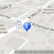 Map McPhail Chiropractic Summerville, United States