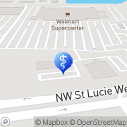 Map Summer Niles Port Saint Lucie, United States