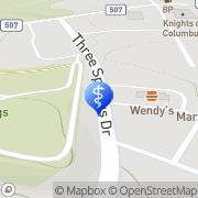 Map Pucci, Aldo R Weirton, United States