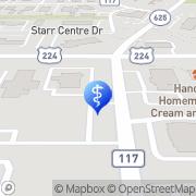 Map Najem Raymond W Dds Canfield, United States