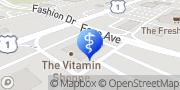 Map Aspen Dental Columbia, United States
