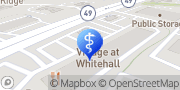 Map Concentra Urgent Care Charlotte, United States