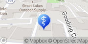 Map UH Evans Middlefield Health Center Middlefield, United States