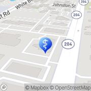 Map David Newton Savannah, United States