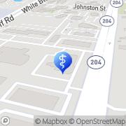 Map William Hartley Savannah, United States