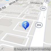 Map Dale Daly Savannah, United States