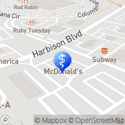 Map Rama Yelisetty Columbia, United States