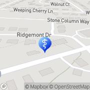 Map Carolina Aesthetic & Restorative Dentistry Columbia, United States